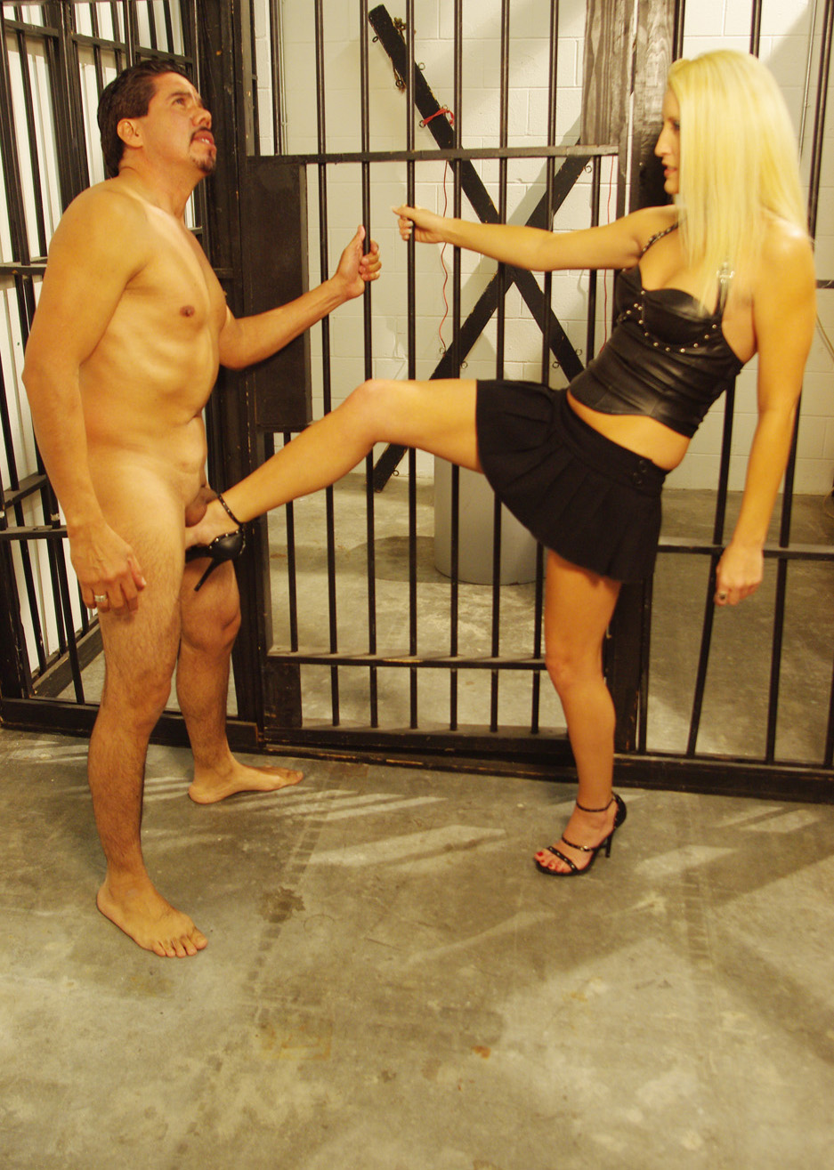 cock and ball punishment stories