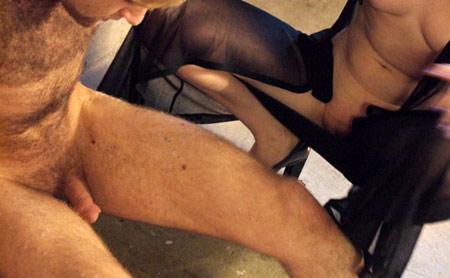Dick Wax Torture