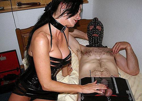 Hard Cock Torture