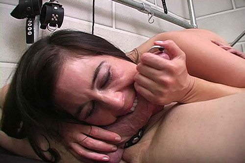 humiliation pov first time seeing a cock