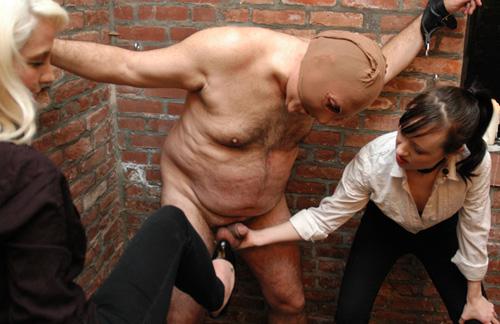 CBT femdom torture